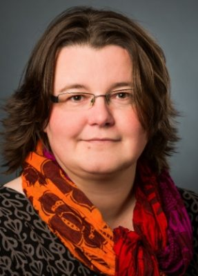 """Wissenschaftsjournalistin Regina Bartel (Foto: Coralie/""""Ihr Fotograf"""")"""