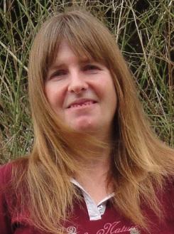 Sachbuchautorin, Texterin und Redakteurin Simone Harland (Foto: privat)