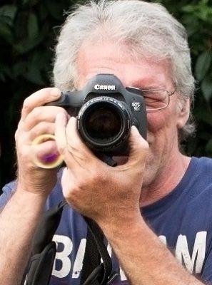 Hinter der Kamera versteckt sich Lokalredakteur Wolf Kasse (Foto: privat)